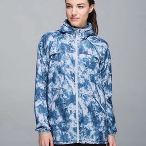 Lululemon Miss Misty II Alberta Lake Jacket Size 4